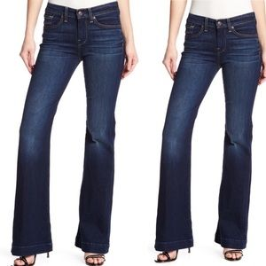 7 for All Mankind Dojo wide leg
